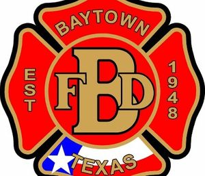 (Photo/City of Baytown Fire Department Facebook page)