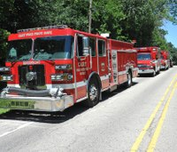 Ill. fire dept. receives $35K from anonymous couple