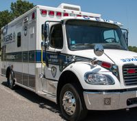 Hurricane deployment is not Beach Week for Ambulance Strike Teams