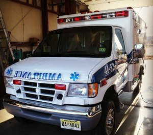 Most volunteers stick with EMS because they enjoy serving their communities, helping others and satisfying their sense of duty. (Photo/Quakertown Volunteer EMS)