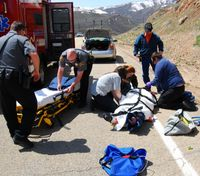 EMS World Expo Quick Take: Motor vehicle collisions and the golden hour, platinum 10
