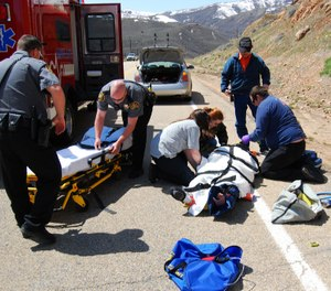 Motor vehicle collisions can happen on any rural or urban roadways, at any speed, at any time, causing the potential for traumatic injuries. (Photo/Flickr)
