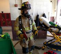 How to conduct a firefighter PPE risk assessment