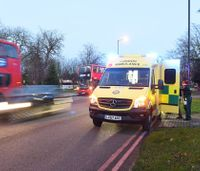 Officials: UK ambulances often put out of order due to 'misfueling'