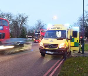 An investigation recently revealed that UK EMS crews using the wrong fuel to fill up emergency vehicles is a common occurrence. (Photo/London Ambulance Services NHS Trust)