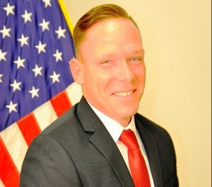 Detective Mike Doty was one of four law enforcement officers shot in a domestic violence call on Tuesday. (Photo/York County Sheriff's Office)