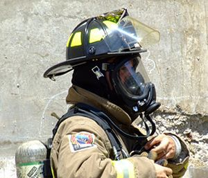 Five fire departments are requesting funding to replace aging breathing equipment for their crews. (Photo/Wikipedia)