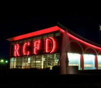Reedy Creek: The happiest fire department on earth