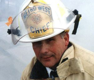 James Silvernail, 74, was remembered for his support of bringing women into the fire service, as well as his devotion to the nonprofit BackStoppers. (Photo/Metro West Fire Protection District)