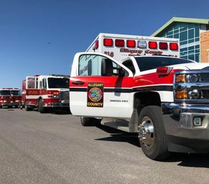 Emergency medical service operations, once bursting at the seams with volunteers, used to be a zero expense item on the county budget list. (Photo/Allegany County Department of Emergency Services)