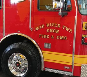 Township leaders said they're trying to move the fire department forward by making some changes and beginning training to combat sexual harassment. (Photo/Enon-Mad River Township Fire and EMS)