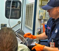 Calif. ambulances connecting to statewide health data network