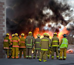 Conducting after-action reviews should become standard practice for every emergency response, drill and exercise that involves emergency responders. (Photo/Flickr)