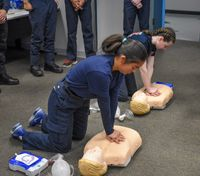 NAEMSP launches CPR video challenge ahead of #NationalEMSWeek