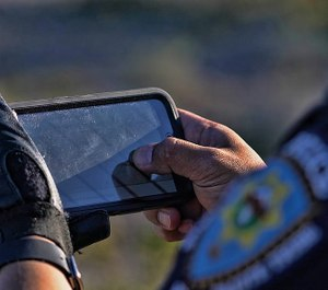 FirstNET is an agency paid broadband communications service, in which user agencies are charged for the service, with a variety ofrate plans. (Photo//FirstNet)