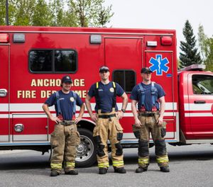 Managers recently reached an agreement with the city fire union, International Association of Fire Fighters Local 1264, to switch up staffing on fire rigs and ambulances. (Photo/AFD Facebook)
