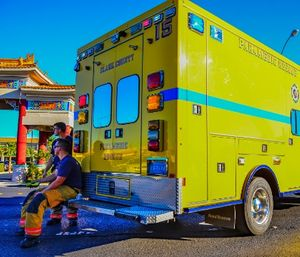 EMS folks are a special breed, often toiling under long working hours, for low or no wages, providing medical response to all segments of society, regardless of status or economics.  (Photo/Flickr)