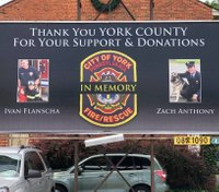 Fire chief: Fallen Pa. firefighters 'will always' be part of department