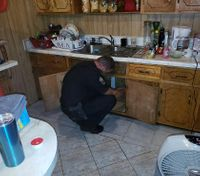 Officers go above and beyond to help elderly woman in flooded house