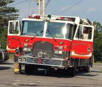 Pa. firefighters shot at by homeowner while leaving call