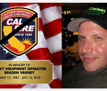 Cal Fire dozer operator's body recovered near Yosemite