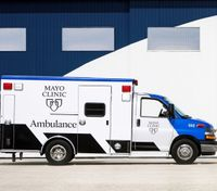 Gold Cross rebrands as Mayo Clinic Ambulance