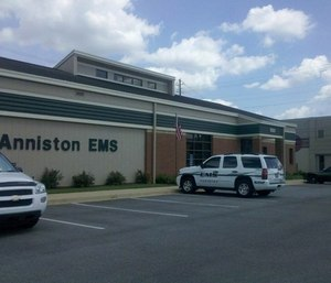 "Anniston EMS sued Oxford EMS, claiming the agency's leaders ""interfered with contracts and/or business relations"" of Anniston EMS. (Photo/AEMS)"