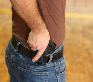 Concealed carry for EMS providers is a hot topic issue, with opinions running from one end of the spectrum to the other. (Photo/Flickr)