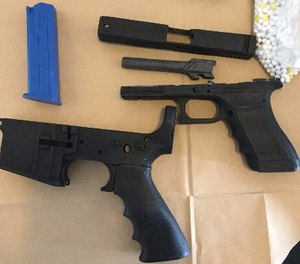 3D printing allows felons to get guns without anyone knowing about it. (Photo/NSW Police via Facebook)