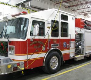 The revised proposal, which requires the fire district to borrow the full amount, is expected to cost the average homeowner between $57 and $99 a year in taxes. (Photo/Halfmoon-Waterford Fire District Facebook)