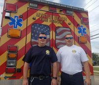 Paramedic speaks about aiding in Hurricane Michael relief efforts