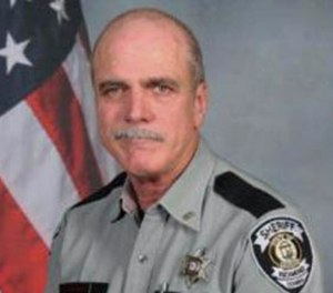 Pictured is Deputy James Wallace. (Photo/Richmond County Sheriff's Office)