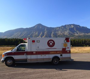 Under the Community Integrated Healthcare (CIH) program, paramedics and EMTs will be able to provide improved healthcare and reduce the cost of services for the patient. (Photo/Great Falls Emergency Services)