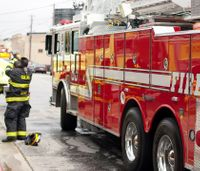 How to protect the fire apparatus after on-site decontamination