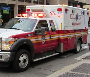An FDNY EMT battling 9/11-related cancer was forced to retire because her sick leave ran out. (Photo/YouTube)