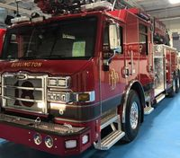 Wash. city fire department gets health, safety upgrades