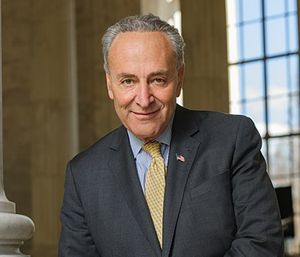 U.S. Sen. Charles E. Schumer explained that theOpioid Crisis Response Actwould help fund technology that allows responders to screen substances for deadly synthetic opioids. (Photo/Wikimedia Commons)