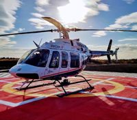 'A flying ICU': Rural Neb. air medical service celebrates 30 years