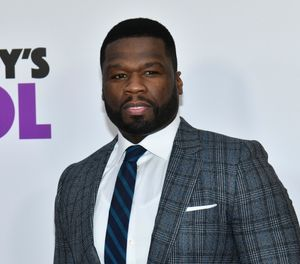 "Curtis ""50 Cent"" Jackson attends the world premiere of ""Nobody's Fool"" at AMC Loews Lincoln Square on Sunday, Oct. 28, 2018, in New York. (Photo by Charles Sykes/Invision/AP)"