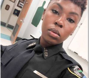 Officer Chateri Payne was fatally shot as she was leaving for work on the night shift. (Photo/Facebook)