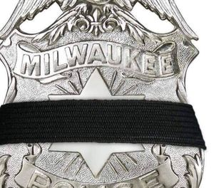 The officer is the third to be killed in the line of duty in Milwaukee over the past eight months. (Photo/Milwaukee Police Department)