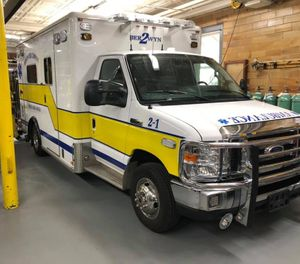 Withfewer volunteers, the modern EMS system is strained by anaging population(by 2025, more than one in five Pa. residents will be 65 or older),more senior living facilities,the opioid crisis, and the rising cost of equipment. (Photo/Berwyn Fire Company)