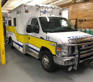 With fewer volunteers, the modern EMS system is strained by an aging population (by 2025, more than one in five Pa. residents will be 65 or older), more senior living facilities, the opioid crisis, and the rising cost of equipment. (Photo/Berwyn Fire Company)