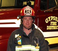 Colo. volunteer firefighter killed in construction incident