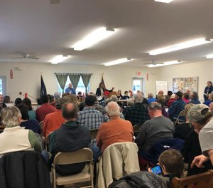 Residents voted 73 to 11 to make the switch at the annual town meeting. (Photo/https://www.facebook.com/thorndikemaine)