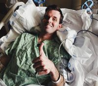 NY firefighter survives nearly lethal infection