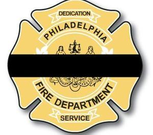Mayor Jim Kenney ordered all City of Philadelphia flags to be flown at half-staff for the next 30 days in honor of Michael Bernstein. (Photo/Philadelphia Fire Department Facebook)
