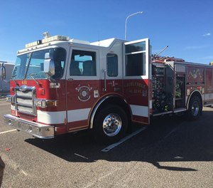 """Mayor Tim Keller's budget proposal for fiscal year 2020 includes a new """"cost recovery"""" channel for Albuquerque Fire Rescue. (Photo/Albuquerque Fire Rescue)"""
