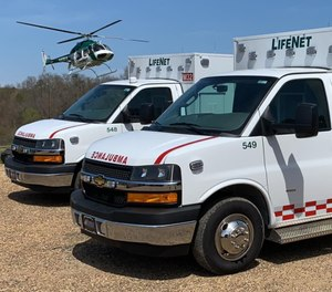 Officials said it will be between 30-45 days for the new agency the city contracted to bring on EMTs because the firm will need time to hire and train its employees before they can begin taking calls for the city. (Photo/LifeNet Inc.)