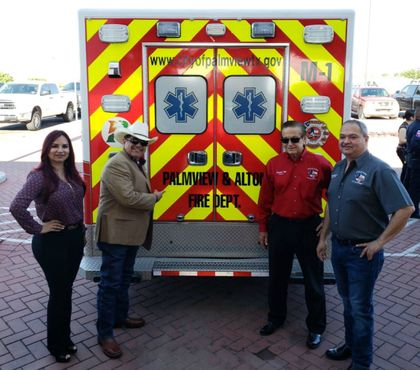 Texas towns team up to form EMS department